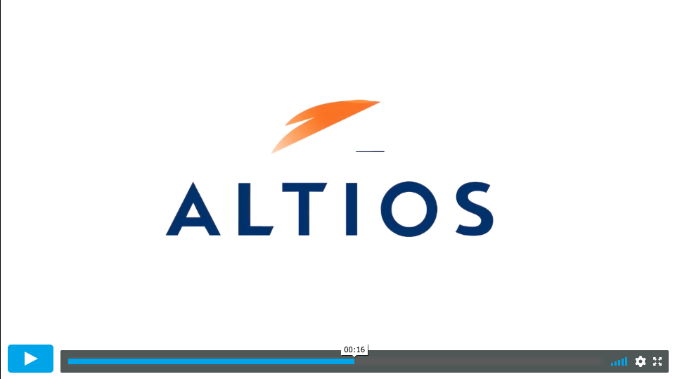 New Altios logo